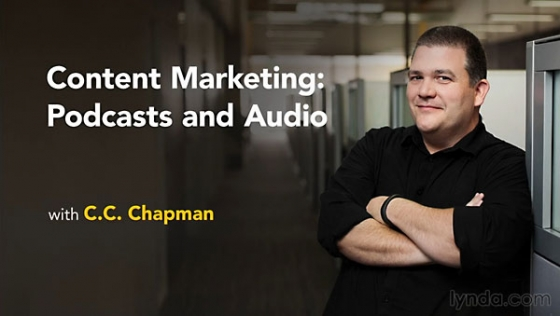 Lynda Content Marketing: Podcasts and Audio TUTORiAL